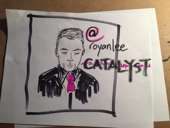 Royan Lee Catalyst